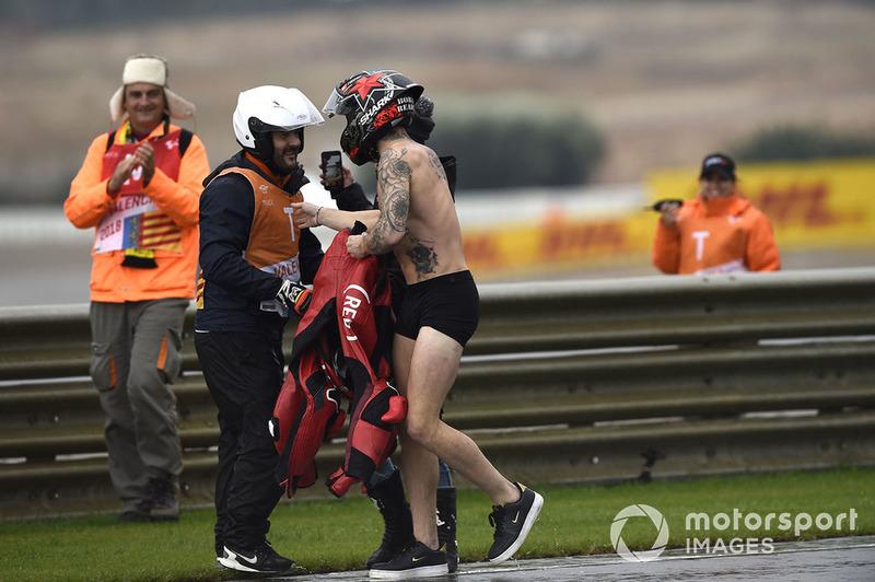 Scott Redding, Aprilia Racing Team Gresini
