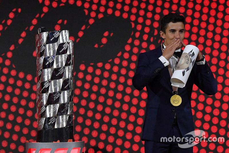 MotoGP-Weltmeister 2018: Marc Marquez