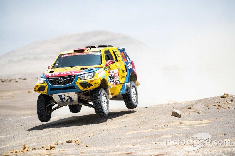 Opel Dakar Team, Szalay-Bunkoczi
