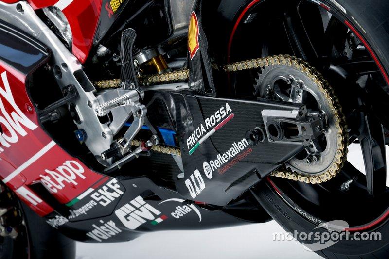 Ducati für die MotoGP-Saison 2019