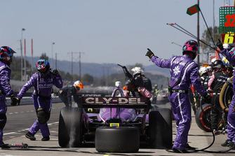 Пит-стоп: Сантино Ферруччи, Dale Coyne Racing Honda