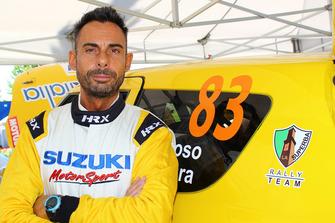 Corrado Peloso, Suzuki SWIFT Sport 1.6 R1B, La Superba