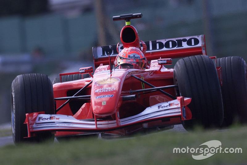 Гран При Японии 2001