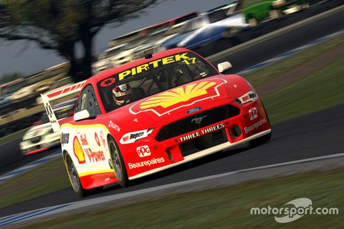 Supercars Eseries: Round 1