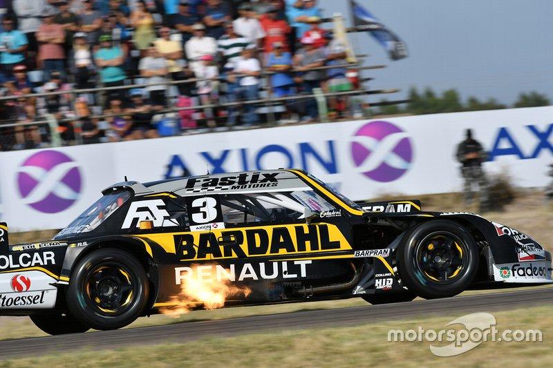 Facundo Ardusso, Renault Torino Team
