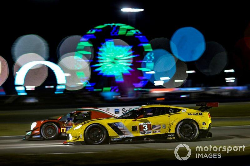 #3 Corvette Racing Corvette C7.R, GTLM: Jan Magnussen, Antonio Garcia, Mike Rockenfeller
