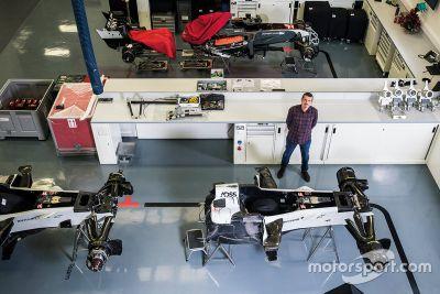Visita a la fábrica de Haas