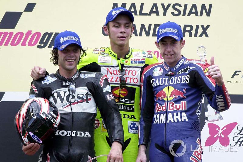 #12 GP500cc Malaysia 2001