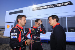 Thierry Neuville, Hyundai Motorsport, Nicolas Gilsoul, Hyundai Motorsport