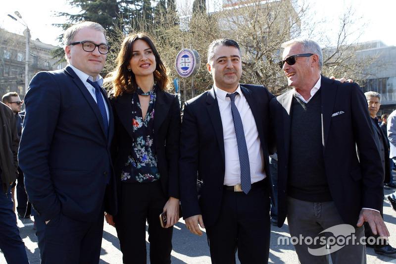 Marcello Lotti, TCR-Chef (rechts)