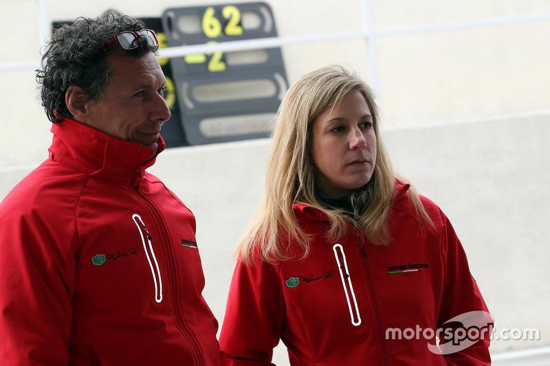 Mario Ferraris and Michela Cerruti, GE-Force