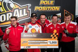Polesitter: Scott McLaughlin, Team Penske, Ford
