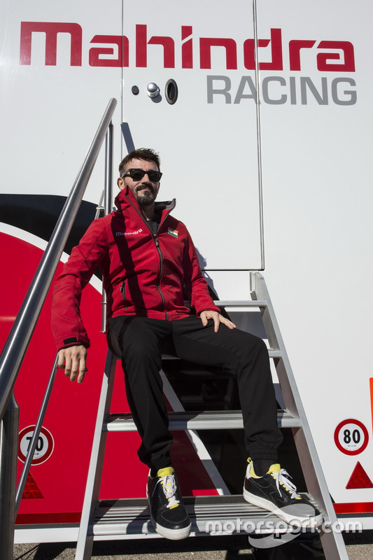 Max Biaggi, Teamchef von Mahindra Racing