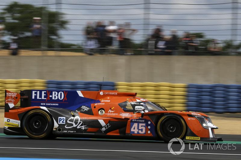 LMP2: #45 Algarve Pro Racing, Ligier JS P217 Gibson