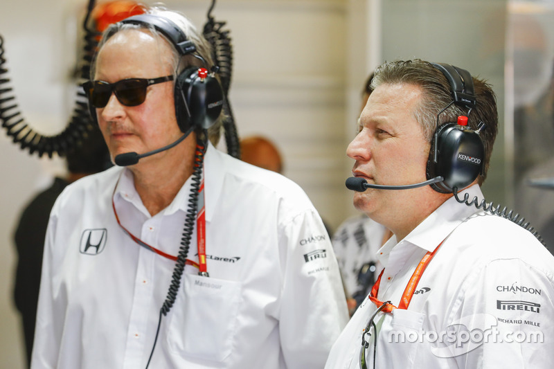 Zak Brown, McLaren Technology Group