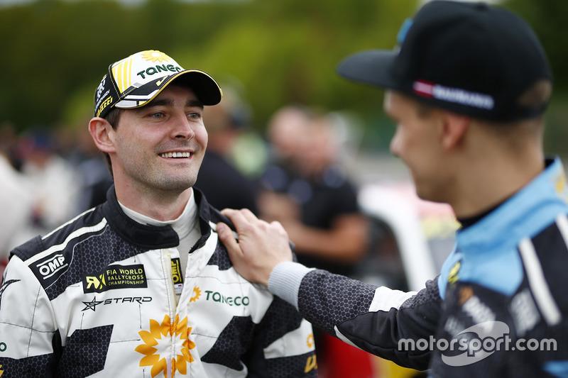 Timur Timerzyanov, World RX Team Austria Ford Fiesta ST