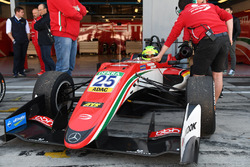 Mick Schumacher, Prema Powerteam, Dallara F317 – Mercedes-Benz