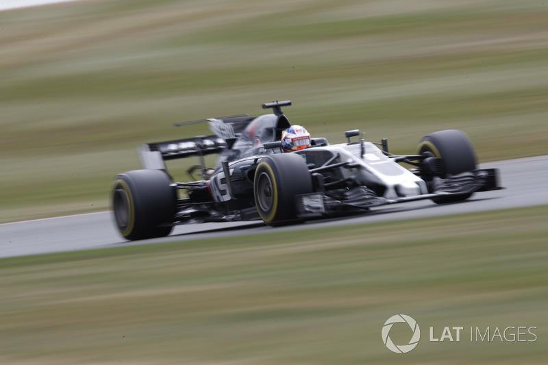 A Haas fecha a primeira fase do campeonato em 7º na tabela, com 29 pontos – o mesmo número do ano inteiro de 2016, mas uma posição à frente.