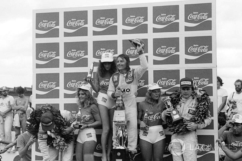 #9: Elio de Angelis, GP de Brasil 1980