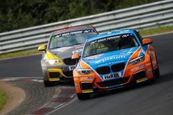 Thomas Henriksson, Oliver Wenzel, Simon Trummer, BMW M235i Racing Cup