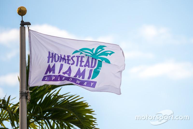 Aspectos del Miami-Homestead Speedway