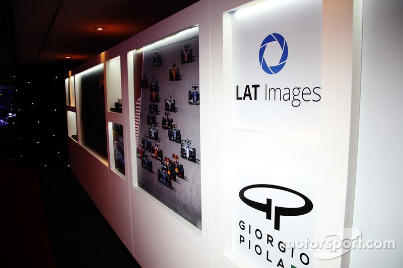 Des images LAT et des logos Giorgio Piola