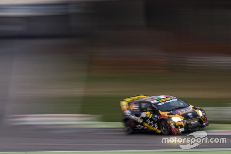 Alessandro Bosca, Roberto Aresca, Ford Fiesta