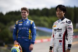 Oliver Rowland, DAMS, Nobuharu Matsushita, ART Grand Prix