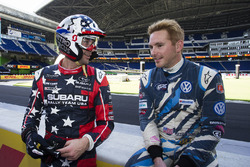 Travis Pastrana, Scott Speed