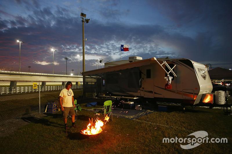 Camping sfeerbeeld