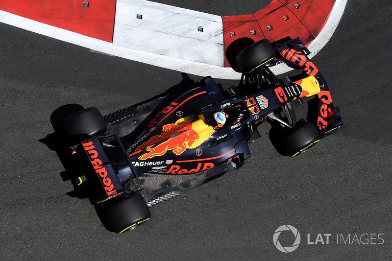 4º Daniel Ricciardo, Red Bull Racing RB13 (92 puntos)