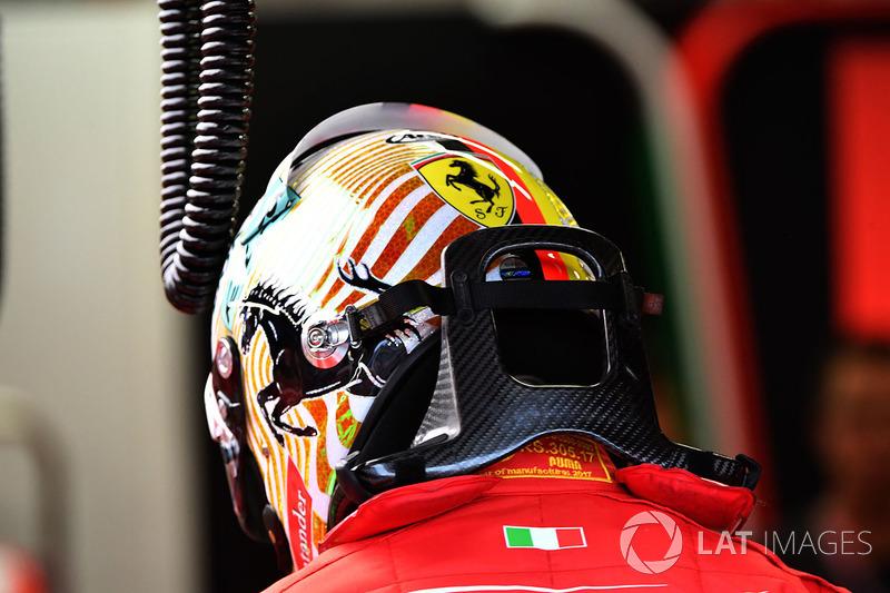 Singapour - Sebastian Vettel