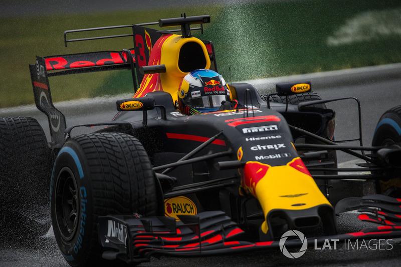 3 місце — Даніель Ріккардо, Red Bull — 239