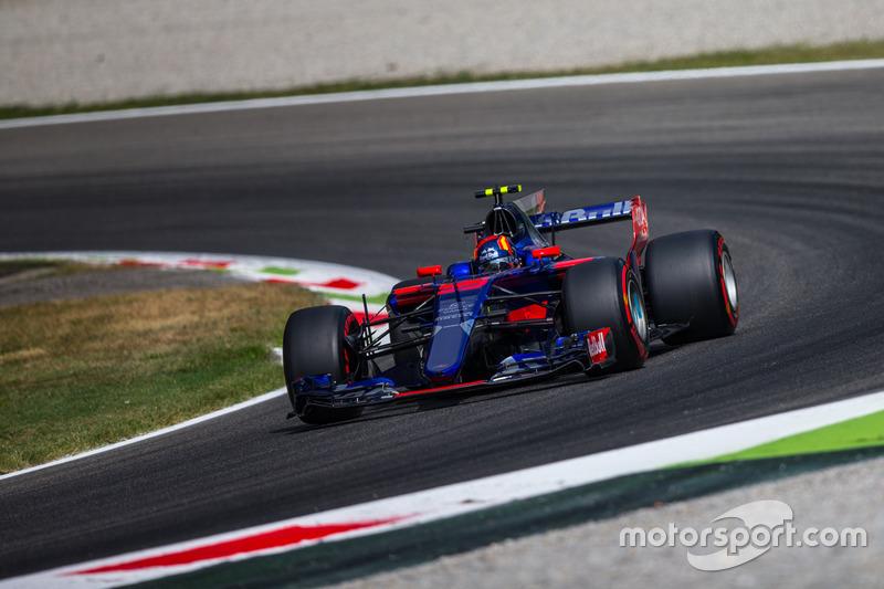 11 місце — Карлос Сайнс, Toro Rosso — 52