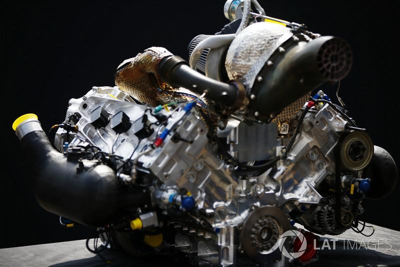 Le nouveau moteur de F2