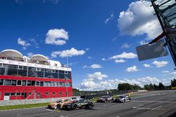Jamie Green, Audi Sport Team Rosberg, Audi RS 5 DTM, Bruno Spengler, BMW Team RBM, BMW M4 DTM, Marco Wittmann, BMW Team RMG, BMW M4 DTM, René Rast, Audi Sport Team Rosberg, Audi RS 5 DTM