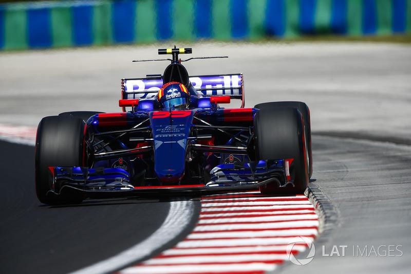 9. Карлос Сайнс-мл., Scuderia Toro Rosso STR12
