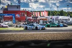 Start action, Maxime Martin, BMW Team RBM, BMW M4 DTM