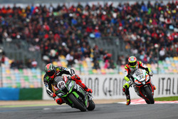 Tom Sykes, Kawasaki Racing, Leandro Mercado, IodaRacing Team