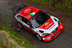 Luigi Fontana, Roberto Mometti, Ford Focus WRC, Bluthunder