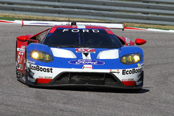 #67 Chip Ganassi Racing, Ford GT: Ryan Briscoe, Richard Westbrook