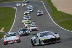 Rahel Frey, Christopher Haase, Car Collection Motorsport, Audi R8 LMS GT4