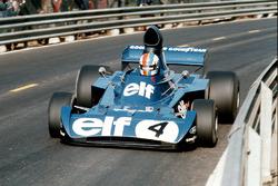 François Cevert, Tyrrell 006