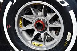 Ecrou de roue de la Ferrari SF71H