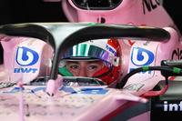 Alfonso Celis Jr., Sahara Force India VJM10 ve halo