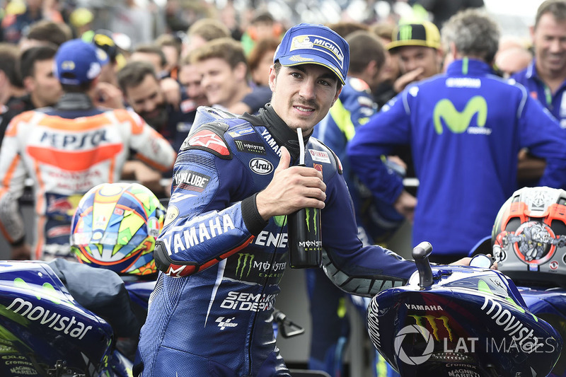 Третє місце Маверік Віньялес, Yamaha Factory Racing