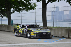 #44 TA2 Chevrolet Camaro: Ernie Francis Jr. of ECC Motorsports