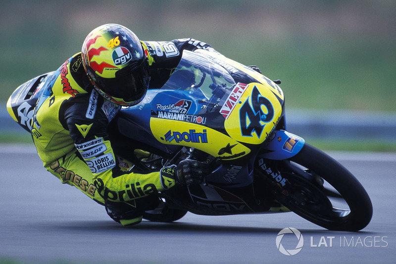 1996 - Aprilia (125cc)