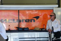 Mansour Ojjeh, McLaren