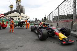 Kazalı araç, Daniel Ricciardo, Red Bull Racing RB14